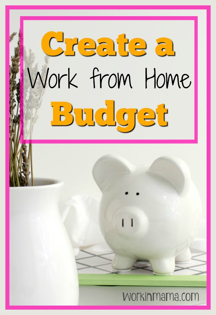 Budget Irregular Work From Home Income