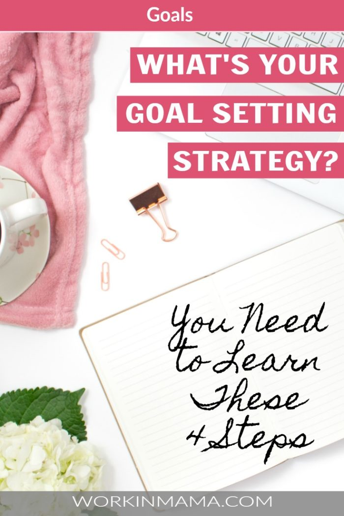 What's Your Goal Setting Strategy?
