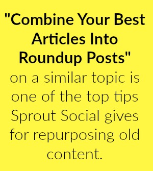 Best BloggingTips - Round Up Posts