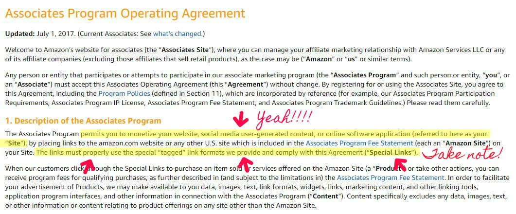 How to Use Amazon Affiliate Links on Pinterest