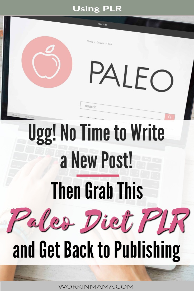 paleo-diet-plr
