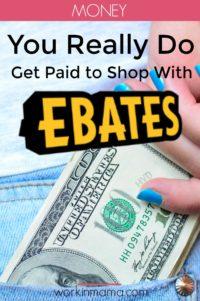 Found Money with eBates