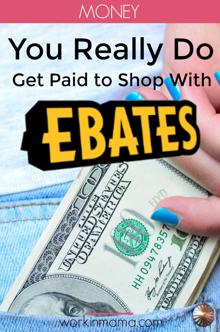 ebates money back